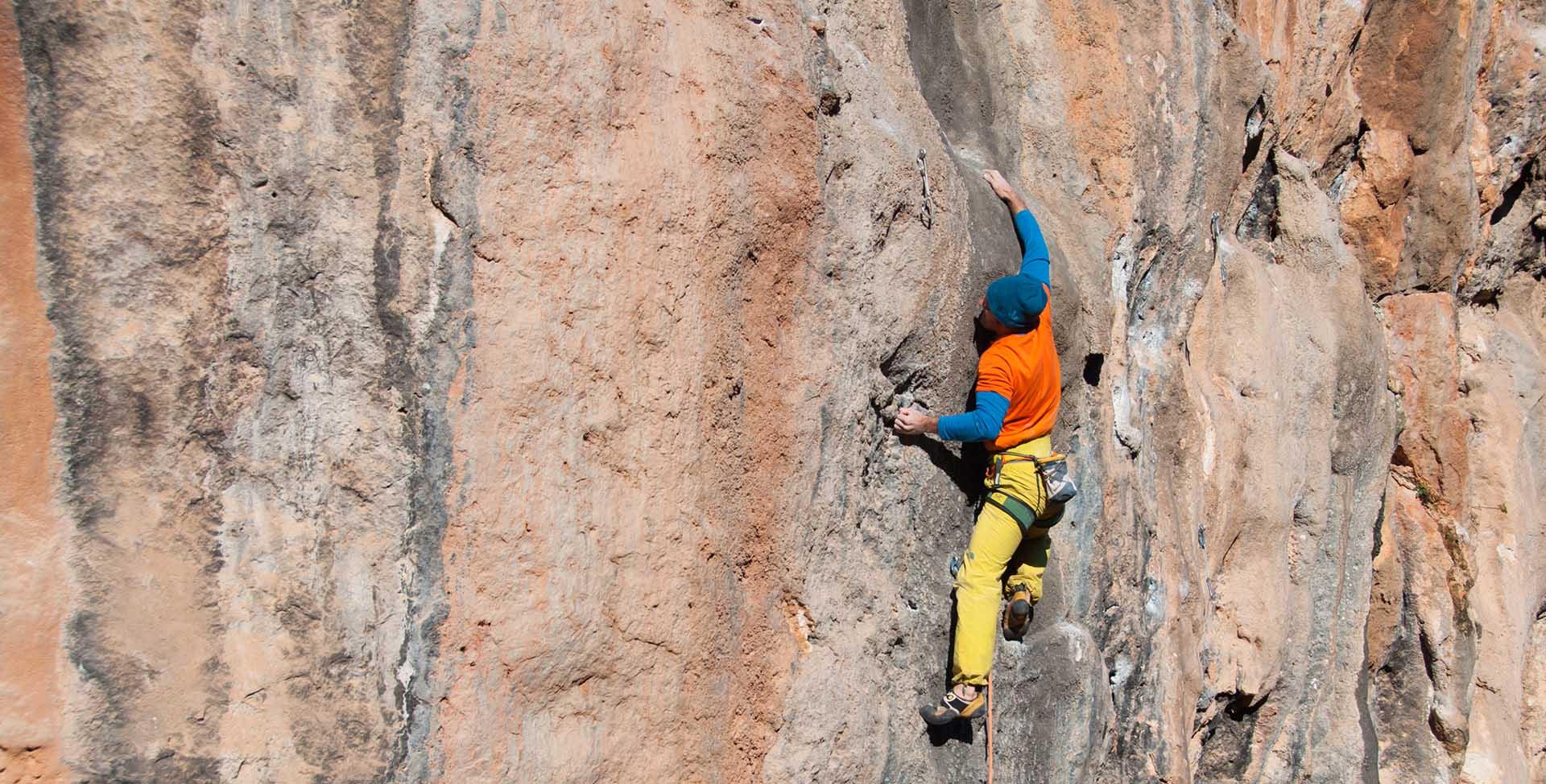 Скалолазные выезды, скалолазные туры по всему миру